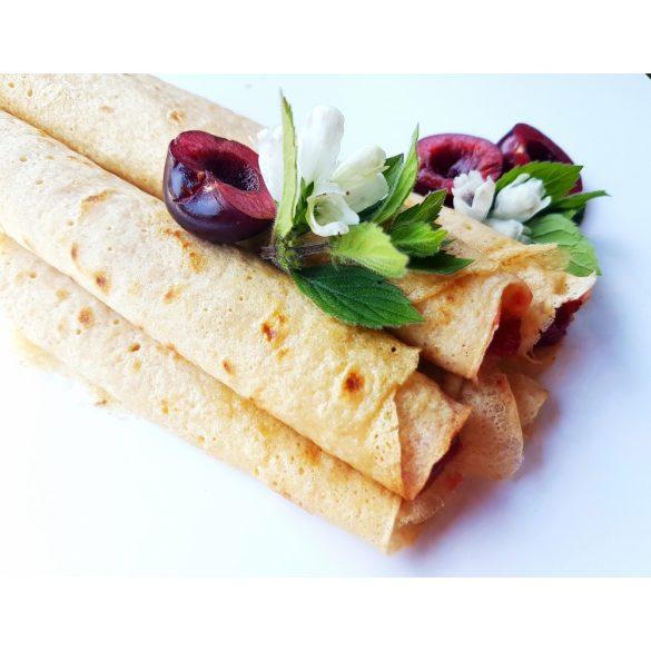 Éléskamra Nagyi Palacsintája lisztkeverék (édesítés mentes) Nettó tömeg: 175g gluténmentes