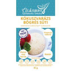 Éléskamra Kókuszvarázs bögrés süti szénhidrát csökkentett* lisztkeverék (paleo, gluténmentes, cukormentes) 52 g