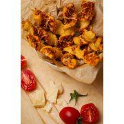 Éléskamra Nyújtható tészta sós sütikhez szénhidrát csökkentett lisztkeverék 180 g (gluténmentes, paleo, cukormentes)