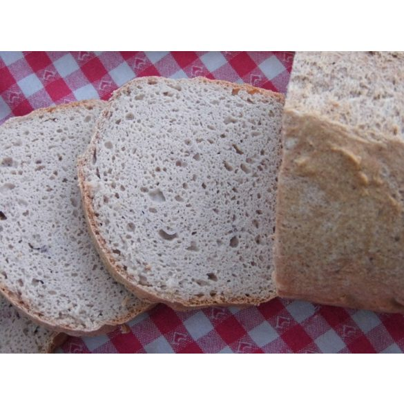 Éléskamra Szénhidrátszegény Puha kenyér lisztkeverék 190 g gluténmentes