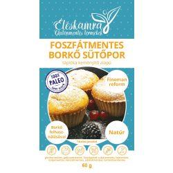 Éléskamra Foszfátmentes borkő sütőpor tápióka keményítő alapú (paleo, gluténmentes, cukormentes) 60 g