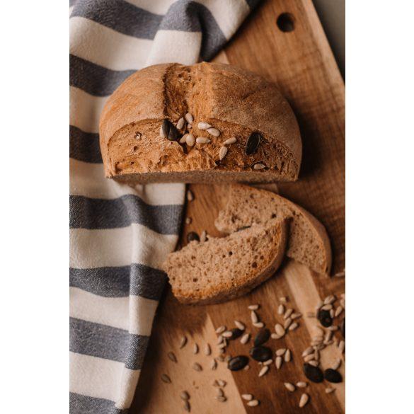 Éléskamra Valódi barna kenyér lisztkeverék 235 g gluténmentes