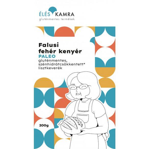 Éléskamra Falusi kenyér lisztkeverék natúr ízben 200 g gluténmentes
