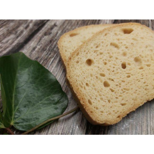 Gluténmentes Formakenyér készre sütött 500 g (tejtermék, cukor, szója, kukorica, tojás nélkül, VEGÁN)