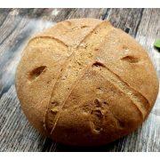 Gluténmentes Bajor jellegű barna cipó készre sütött 500 g (tejtermék, cukor, szója, kukorica nélkül)