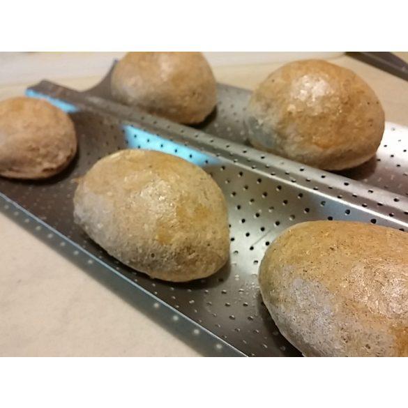 Éléskamra Valódi barna kenyér szénhidrát csökkentett lisztkeverék 235 g (gluténmentes, paleo, cukormentes)