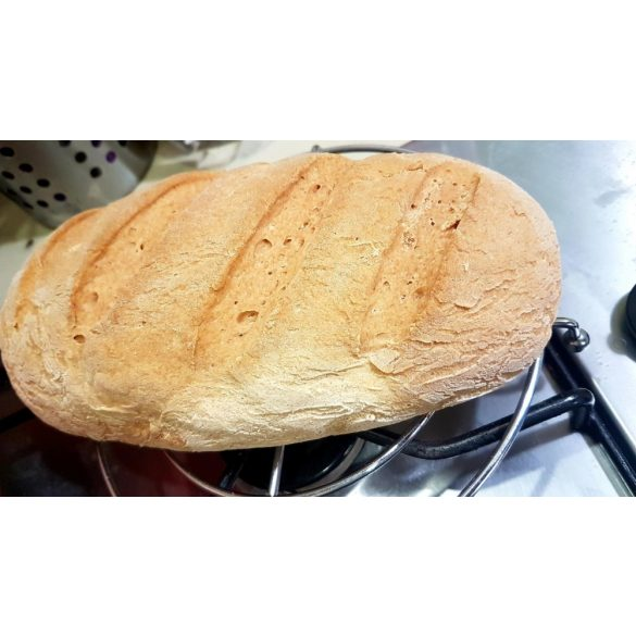 Éléskamra Vegán Házi fehér kenyér lisztkeverék gluténmentes 400 g (régen Anyasüti)