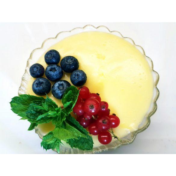 Éléskamra Bourbon vaníliás desszert puding és tortakrém alappor szénhidrát csökkentett 60 g (gluténmentes, paleo, cukormentes)