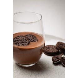 Éléskamra Holland kakaós desszert puding és tortakrém alappor szénhidrát csökkentett 60 g (gluténmentes, paleo, cukormentes)