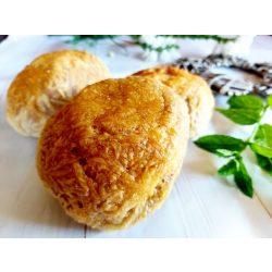 Gluténmentes Paleo Csupa sajtos fitt pogácsa 70 g (laktózmentes, cukor, szója, gabonák, élesztő nélkül)